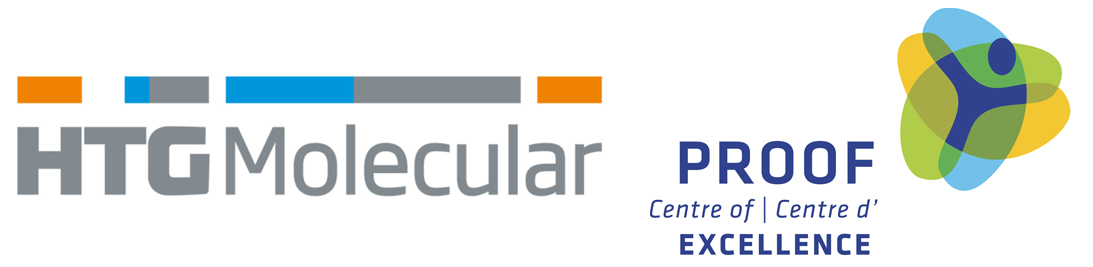 The PROOF Centre of Excellence Partners With HTG Molecular Diagnostics to Begin Clinical Validation of Heart Transplant Rejection Blood Test