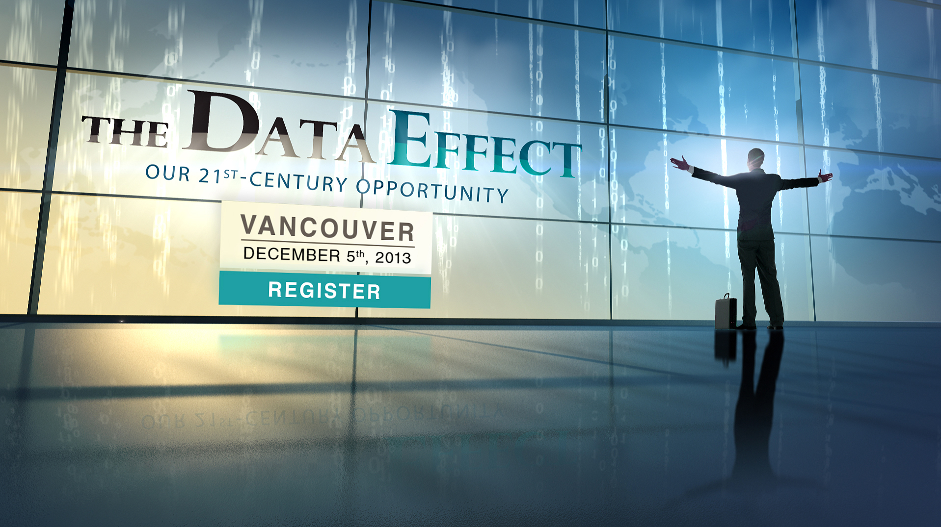 The Data Effect: Our 21st Century Opportunity