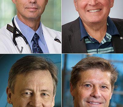 UBC bestows national prizes on Canadian health science pioneers