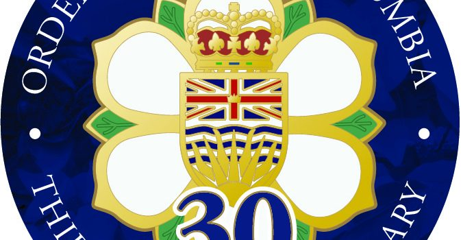 Bruce McManus Appointed to the Order of British Columbia